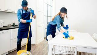 move out cleaning