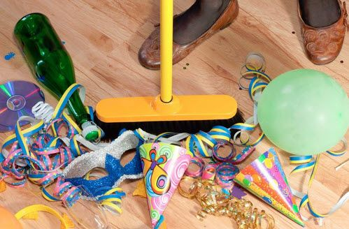 after party clean services wellingborough