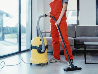 deep vacuuming for one off clean