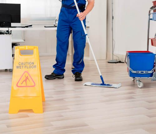 office deep cleaning service wellingborough