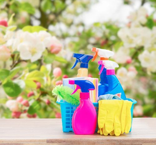 spring cleaning services wellingborough